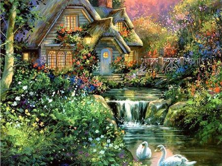 Swan Cottage -
