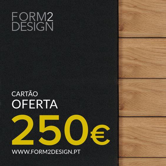 Escolha quantas opções quiser... #F2D #Form2Design #Cartoesdeoferta