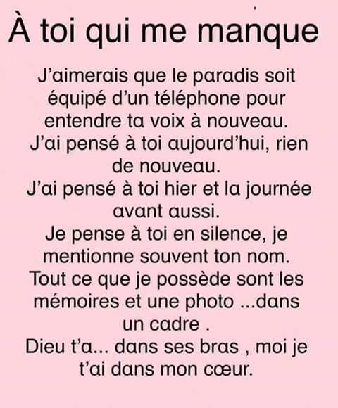 Poeme Pour Le Deces D Une Grand Mere : poeme, deces, grand, Épinglé, Belles, Citations