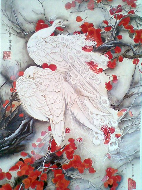 Lily Zhang artist