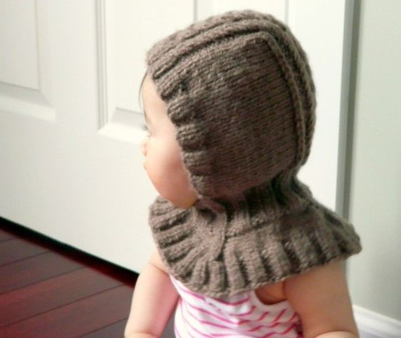 Balaclava Free Knitting Pattern : Knitted balaclava, Knitting and Hoods on Pinterest