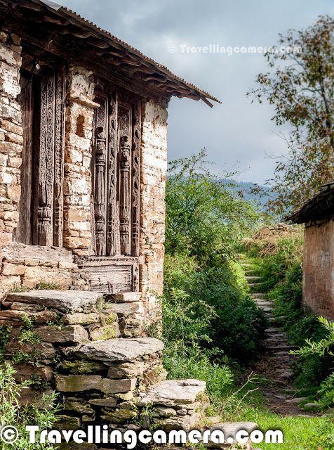 Exploring the abandoned village of Dhanachuli in Kumaun region, Uttarakhand, INDIA || A Long Weekend at Te Aroha, Dhanachuli in Kumaun region of Uttrakhand (DAY-3 | Morning) | PHOTO JOURNEY