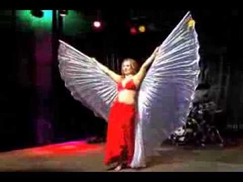 """Shammadan´s Isis Tanz Improvisation """"Angel in the Darkside"""" - YouTube"""