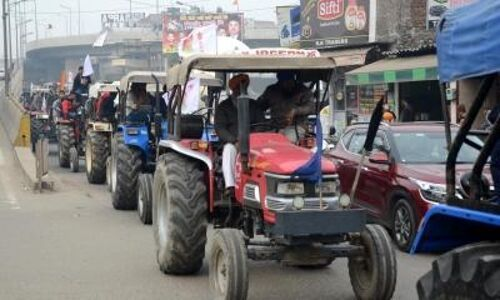 Farmers Protest Preparations On For Jan 26 Tractor Rally In 2021 Republic Day India Rally Tractors
