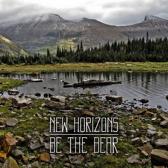 To New Horizons! #BeTheBear  #getoutside #outdoors #family #friends #parenting #hiking #fishing #mountainbike #rockclimbing #camping #canoeing #kayak #bmx #trailrunning #snorkeling #sup #surfing #snowboarding #skateboarding #skiing #photooftheday #nature #fall