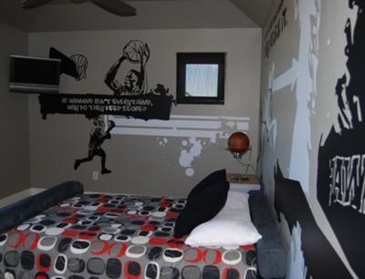 Cool Boy Room Designs Of Raptors