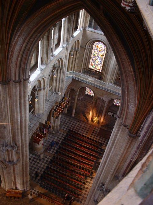 Ely Cathedral, Ely, East Cambridgeshire, England, UK
