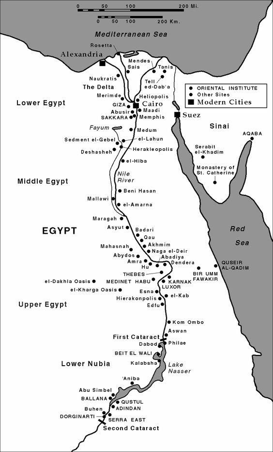 Can Someone Please Help Me With Physical Geography of Egypt Research Paper?