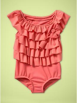 Babygap swim suit