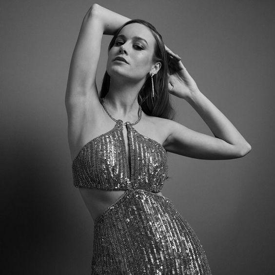 Brie Larson by Inez Van Lamsweerde and Vinoodh Matadin