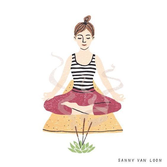 Get high before doing yoga