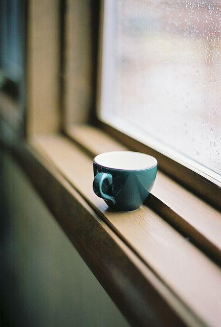 Coffee with the Rain