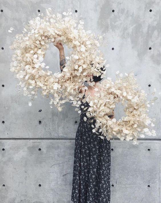 Fleurs séchées // #driedflowers