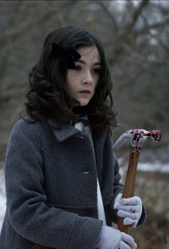 "Isabelle Fuhrman in ""Orphan"" (2009) 