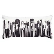 Paint brush Cushions, Debenhams.com