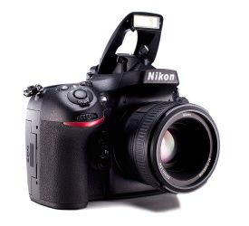 The full-frame Nikon D800 manages to deliver 36 megapixels of resolution, without sacrificing image quality at high ISOs.