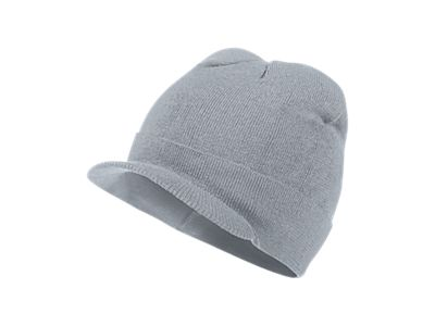 Remember beanies with bills? Looks like they're making a comeback | Nike Run Crew Radar Knit Running Hat
