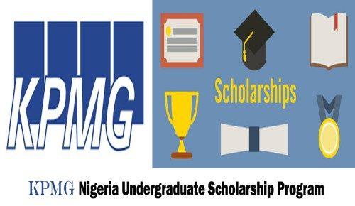 Kpmg Nigeria Undergraduate Scholarship Program Eligibility For