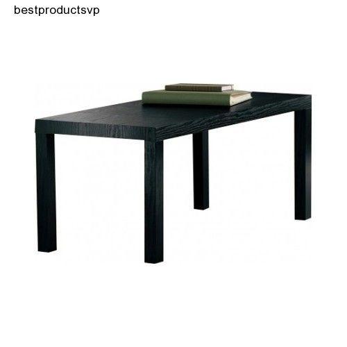 Ebay #Modern #Coffee #Table #Contemporary #Wood #Furniture #Black