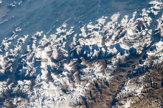 Himalayas 2016 iss