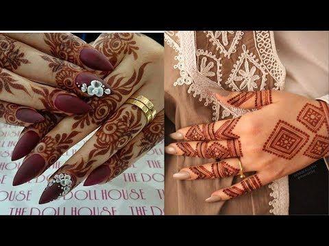 New Stylish Easy Mehndi Henna Designs For Beginners Beautiful