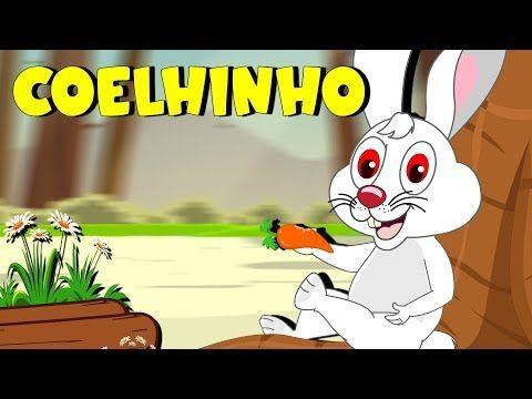 Coelhinho De Olhos Vermelhos 1 H De Musica Infantil Cancoes