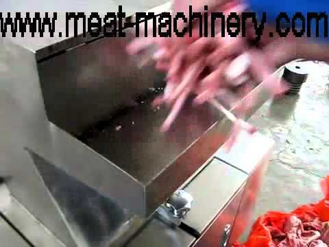 Amisy Electric Bone Crusher/Bone Crushing Machine
