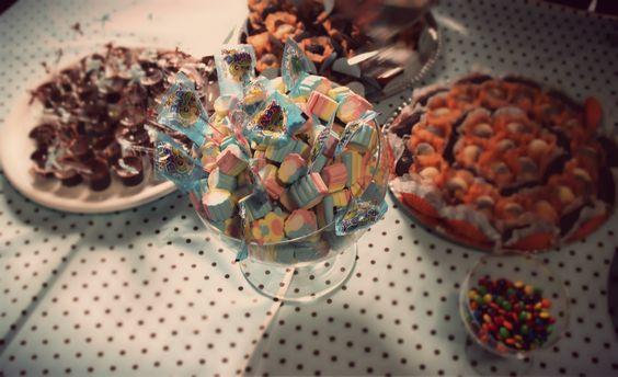 Chá de Bebê - Baby shower ideas :) Candy