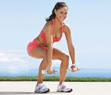 Self Magazine Workout Guides