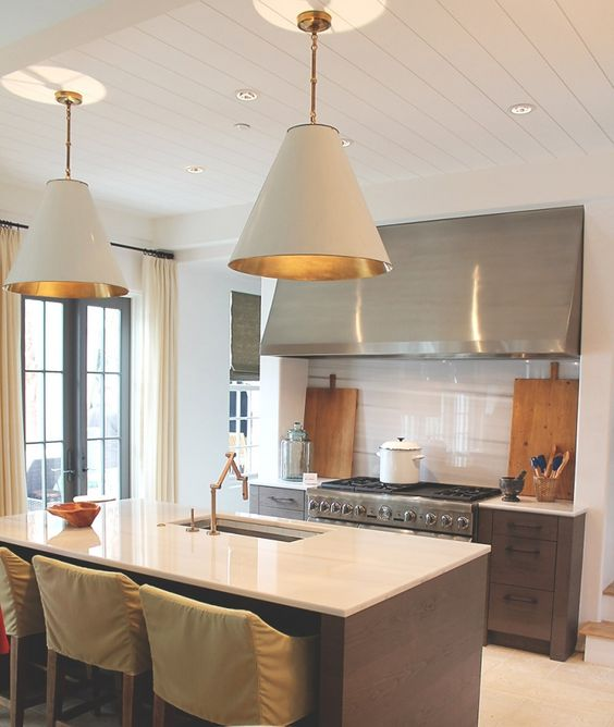 Small Kitchen Lamps: Coastal Living Ultimate Beach House In Rosemary Beach » The Patriotic Peacock