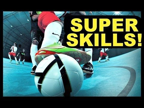 Learn amazing futsal skills falcao