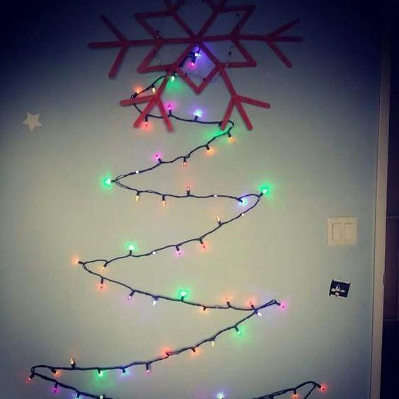 Fletchers xmas tree. Love it!