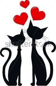 Resultado de imagen para dibujos de gatos Más