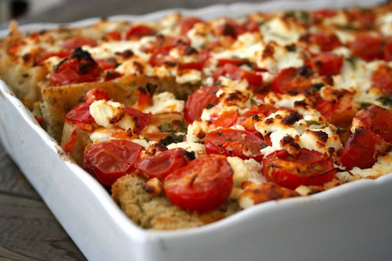 Focaccia Bake from D's Kitchen.