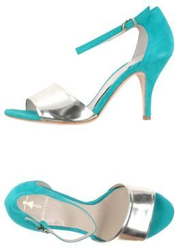 GIEMME High-heeled sandals on shopstyle.com