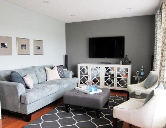 Contoh Aksesoris Ruang Tamu Sempit Terbaru 2017 Decor Pinterest Interiors