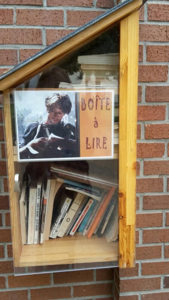Boite à livres Gerpinnes 7