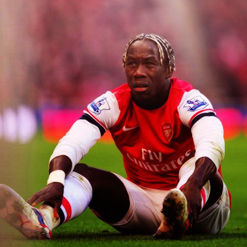 Bacary Sagna, Arsenal FC.