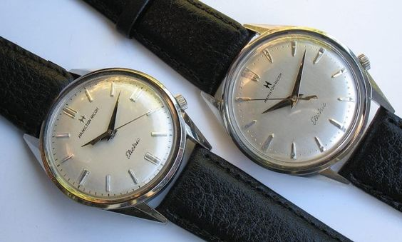 Hamilton-Ricoh Electric Watches, 1960s