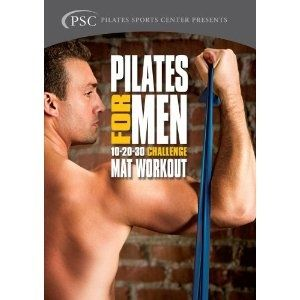 Pilates for Men 1: Challenge Mat Workout (DVD)  postteenageliving... fitness