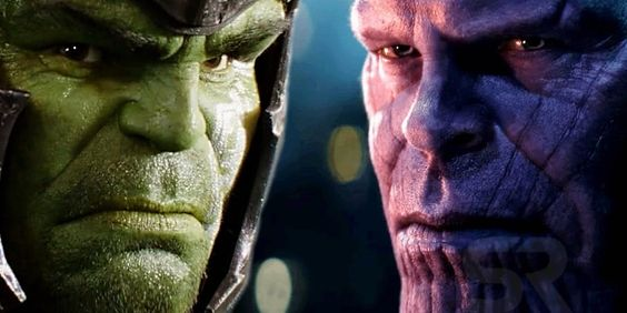 Hulk will go against Thanos in Endgame