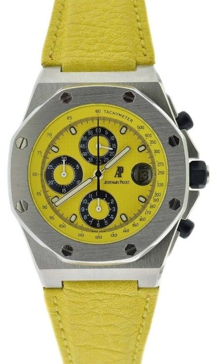 Audemars Piguet Royal Oak Offshore Stainless Steel Watch