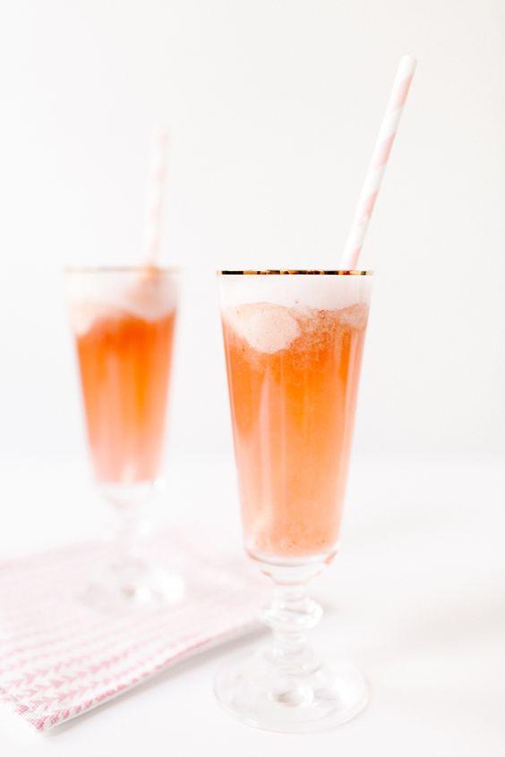 ... cocktails sparklers summer ice cocktail recipes cream sorbet ginger