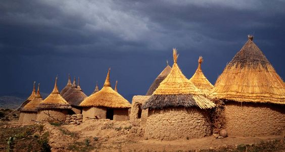 Houses in Cameroon