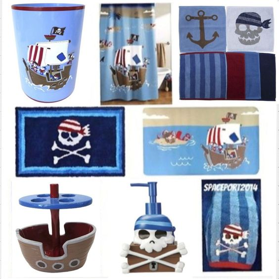 circo pirate bathroom set the world s catalog of ideas 10605