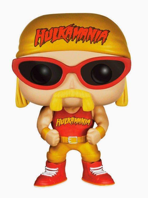 Cabezón Hulk Hogan | Merchandising Películas