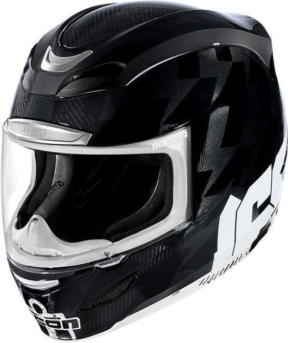 Icon Airmada Stack Motorcycle Helmet . #MOBrules