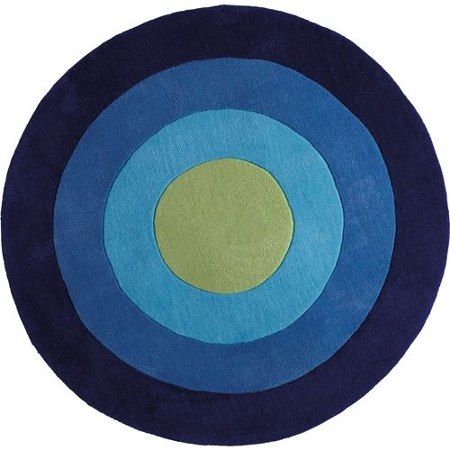 Rings rug - Colourful rug with ring design ♥ carefully selected ♥ Order online now!