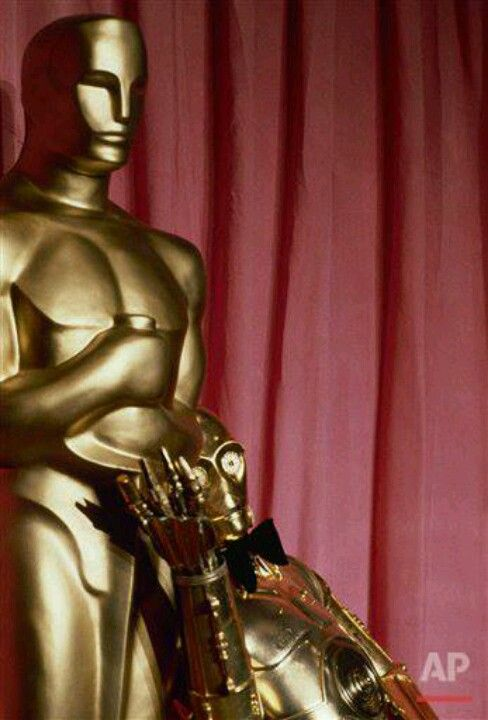C-3PO loooove Oscar