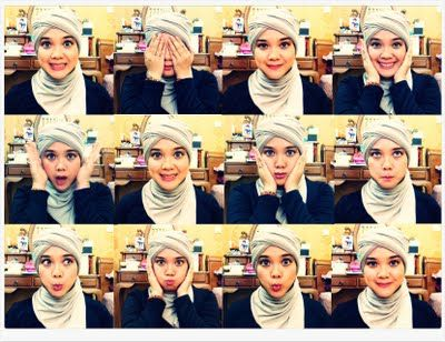 Turban style with tutorial video